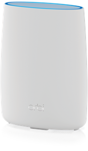 Orbi Tri-band Mesh WiFi system with 4G LTE cellular