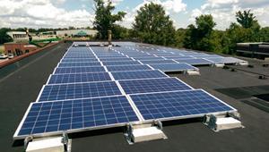 AAMCO Solar Array
