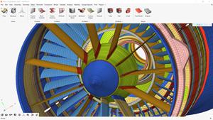 New Altair HyperWorks user interface