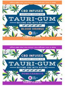 Tauri-Gum New Flavors
