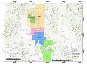 Santa Elena Concession Map
