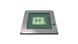 AMD Radeon™ Pro W5700X GPU