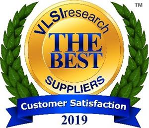 VLSIresearch Customer Satisfaction Survey THE BEST