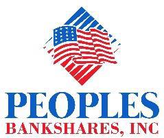 Peoples Bankshares, Inc