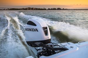 Honda Marine BF250 Outboard Motor