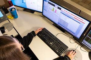 Dispatcher launches an ARCOS callout