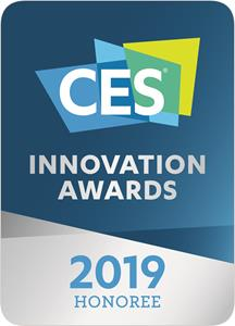 2019 CES Innovation Award