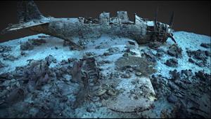 TBD-1 Devastator Photogrammetric Image