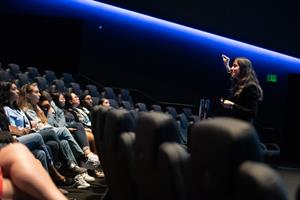 Dolby Laboratories Hosts Fifth Annual Girls Who Code Visit