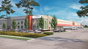 Canadian Alliance Delta Port Facility Rendering