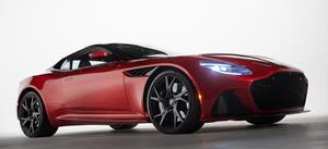 The Gentex Aston Martin Superleggera