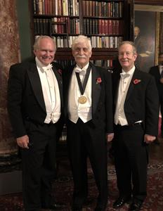 FONAR Founder Raymond V. Damadian, M.D., Receives Medal of Honor for the Discovery and Invention of MRI, From the Chiari & Syringomyelia Foundation