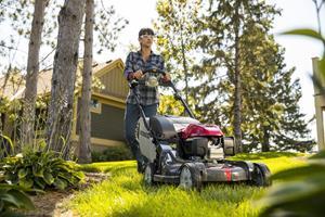 Honda HRXK6VYA Lawnmower