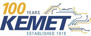 KEMET 100 Year Anniversary Logo