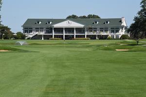 Midlothian Country Club Clubhouse