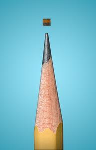 Trilumina 4 W CoB SMT VCSEL_pencil