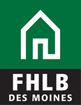 Federal Home Loan Bank of Des Moines logo