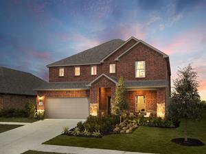 The Kessler by Meritage Homes