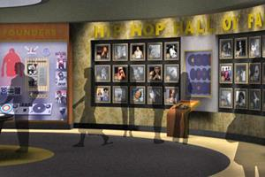 Hip Hop Hall of Fame Museum Rendering