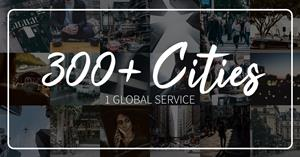 300 cities for Blacklane