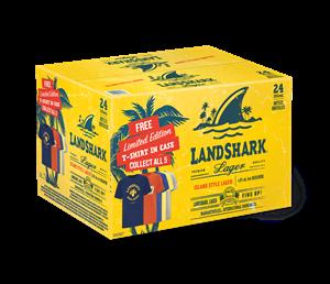 LandShark Lager T-shirt in Case