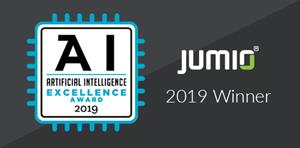 Jumio Named Winner in Business Intelligence Group's 2019 Artificial Intelligence Excellence Awards