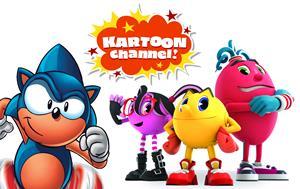 Genius Brands International's Kartoon Channel!