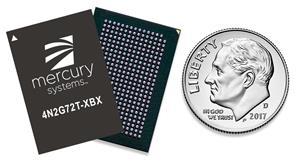 Mercury Systems 16GB DDR4 Device