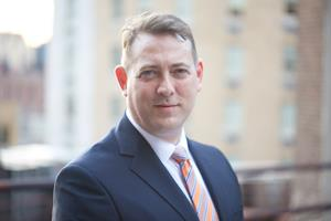 Dave Beagle, senior director of business channel sales at Ooma