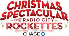 Christmas Spectacular Starring the Radio City Rockettes®, presented by Chase