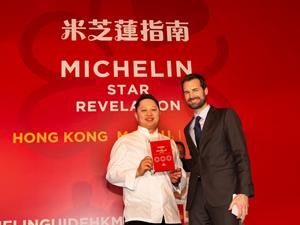 Three Michelin stars for Jade Dragon, City of Dreams