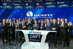 Nasdaq Welcomes GENFIT S.A. (NASDAQ:<a class=