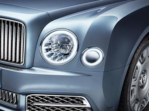 Bentley Mulsanne headlamp