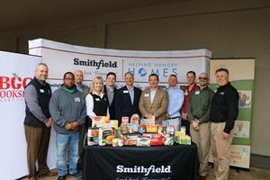 Smithfield Foods Helping Hungry Homes – Tyler, TX