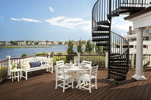 Trex Company Outdoor Living Space
