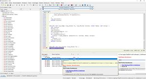 CodeSonar Analysis Results Integrated with VectorCAST