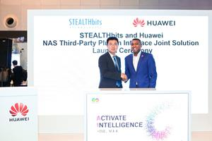 Huawei and STEALTHbits Technologies at HUAWEI CONNECT 2018